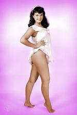 Bettie Page Hot Glossy Photo No27