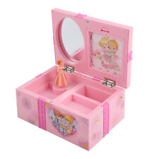 Girls jewelry Box Music Boxes for Girls Children Toy for Little Princess