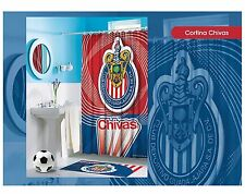 Oficial Shower Curtain Chivas del Guadalajara