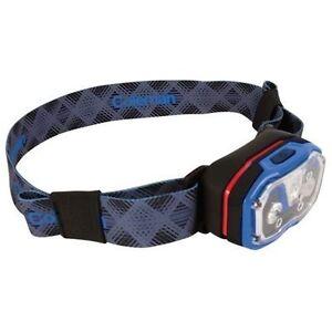 New COLEMAN Vanquish 250 Lumens Headlamp Headtorch + Warranty
