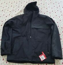 TNF NORTH FACE GLACIER L TRICLIMATE  3 in 1  DRYVENT JACKET NWT MENS LARGE BLACK