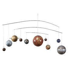 Solar System Kids Mobile Authentic Models New in Box Hanging Mobiles 9 Planets