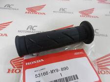 HONDA CBR 600 RR RA Grip Manubrio Gomma Impugnatura in gomma a sinistra manubrio NUOVO ORIGINALE