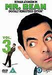 MR BEAN - SERIES 1 - VOLUME 3  - DVD - REGION 2 UK