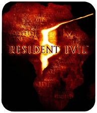 "RESIDENT EVIL 5 MOUSE PAD - 1/4"" NOVELTY MOUSEPAD"