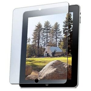 2 X screen film protector for ALL ipad 1 1st 2nd 3 3rd 4 4th gen Mini LCD Glass