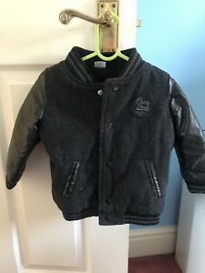 Black Boys Jacket 12-18 Months