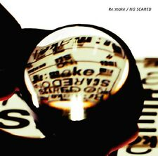 ONE OK ROCK Re:make / NO SCARED Japan CD AZCS-2013 Single 2011