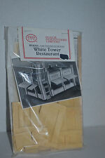 SSL 1540 White Tower Resturant Ho scale craftsman kit