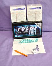 Mind Trap Game 10th Anniversary Tin 2000 Pressman Toys NEW