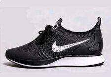 Nike Air Zoom Mariah Flyknit Racer 918264 003 Nero Grigio Scarpe Da Ginnastica da Donna Taglia 7