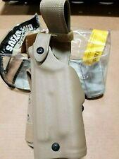 Safariland 6004IA-7700 Dropleg Holster LH LEFT HAND SIG P226 w SureFire X200 300