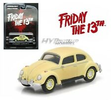 GREENLIGHT 1:64 FRIDAY THE 13TH Volkswagen Classic Beetle 44690-D