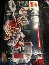 Lego 9526 Star Wars Palatines Arrest New Sealed Damaged Box Dented