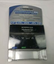 Monster Powernet 300 200Mbps Ethernet Network Module New
