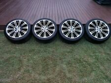 BMW E46 Factory M Sport Mag Wheels & Tyres