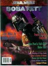 Star Wars: Boba Fett Official Magazine (USA, 1998)