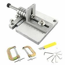 Leather Strap Cutter Machine Aluminium Leather Strip Cutting Belt Cutting Tool