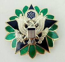 U.S. US Army Staff Identification Badge Pin-0732