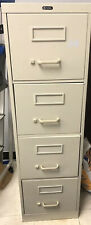 4 Drawer Global Metal Filing Cabinet Used Cond Pick Up Only
