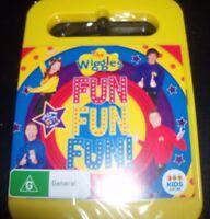 The Wiggles Fun Fun Fun ABC Kids (Australia Region 4) DVD – New