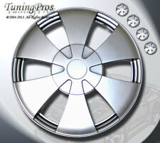 "Rims Cover Wheel Skin Covers 14"" Inches ABS Plastic Hubcap 4pcs Style #B717"