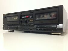 Technics RS-TR313 Twin Cassette Deck Auto Reverse HX Pro HiFi Separates