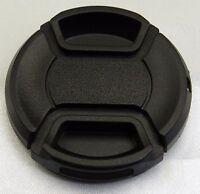 LC-52 52mm Lens Front Cap  Snap on type generic Black plastic