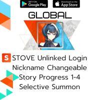 [Global] Cerise | Epic Seven Epic 7 Name Change Limited Starter Account
