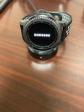 Samsung Gear S3 Frontier 46mm Stainless Steel Case Sport Band (AT&T)