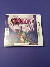The Legend of Zelda ** Majora's Mask 3D ** (3DS) NEW