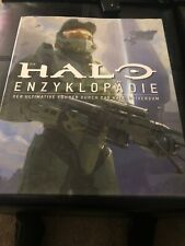 Die Halo Enzyklopadie Halo Encyclopedia In German Hardcover