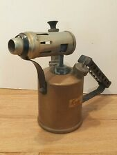 More details for vintage parasene brass blow torch. made in england.