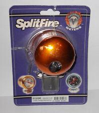 Splitfire mechanical gauge mounting cup - Orange, (67mm) SC209M