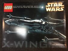 LEGO Star Wars 7191 X-Wing UCS Building Set - ORIGINAL SEALED BOX! RARE!!!