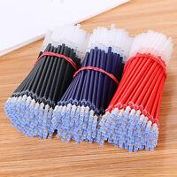 20 Stück Kugelschreiber Minen 0,5 mm Gel schwarz / rot / blau Tinte