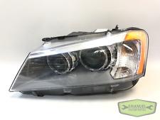 BMW X3 2011 2012 2013 2014 LH Left Xenon HID Headlight OEM 7219621