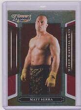 RARE 2008 DONRUSS LEGENDS MATT SERRA RED PARALLEL CARD #144 ~ /250 ~ MMA ~ UFC