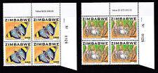 Zimbabwe 2004 Nature / Butterfly Sheet No. 0126, MNH