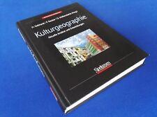 Kulturgeographie von Günter Wolkersdörfer, Hans Gebhardt, Paul Reuber