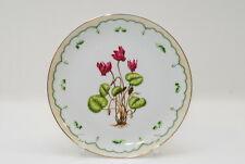 Georges Briard Victorian Garden Gardens Round Cake Plate 10.5 Inch