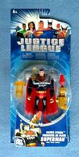 SILVER STORM SUPERMAN JUSTICE LEAGUE JLA DC COMICS MATTEL 5 INCH FIGURE