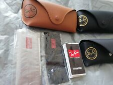 Ray-Ban Black Hard Sunglasses Case