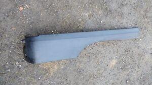 04 - 06 SCUDO DISPATCH EXPERT DRIVER REAR SIDE PLASTIC RUBBING STRIP TRIM