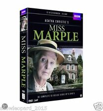 Miss Marple Complete Collection DVD Joan Hickson Boxset 12 Spielfilm Film r2