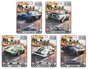 Boulevard Series Set 2021 Premium Set 5 pcs 1:64 Hot Wheels GJT68 - 979F