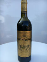 Chateau D'Issan 1981 MARGAUX Appelation Margaux Grand Cru