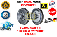 FOR SUZUKI SWIFT III 1.3DDIS 55KW 75BHP 2005-ON NEW DUAL MASS DMF FLYWHEEL