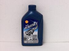Shell Advance AX7 4T 10W-40 1 Ltr ( ehemals VSX 4T ) teilsyn