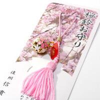 お守り OMAMORI Clochette Sakura - Amulette Porte-Bonheur